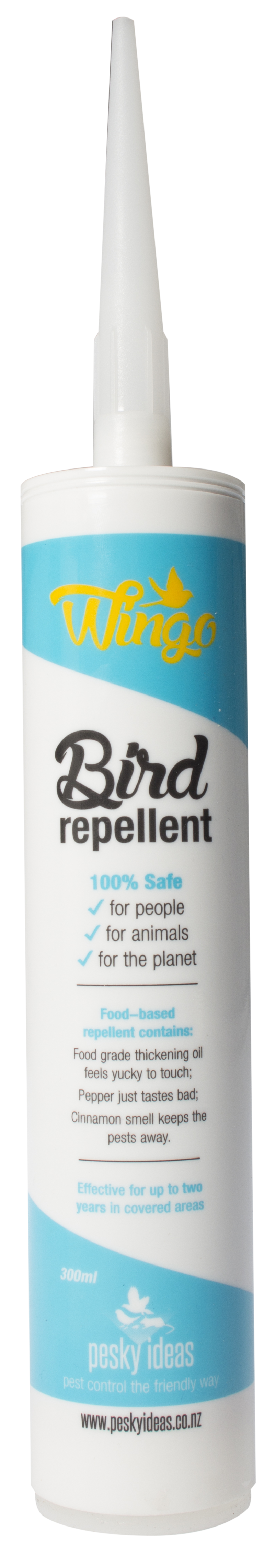 Wingo - Unique Bird Control Formula for pest control | Pesky